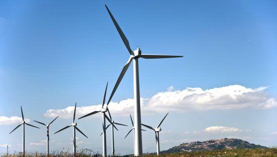 ¿Qué es una central eólica?