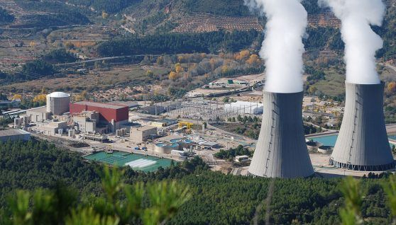The sixth Spanish nuclear power plant: Cofrentes