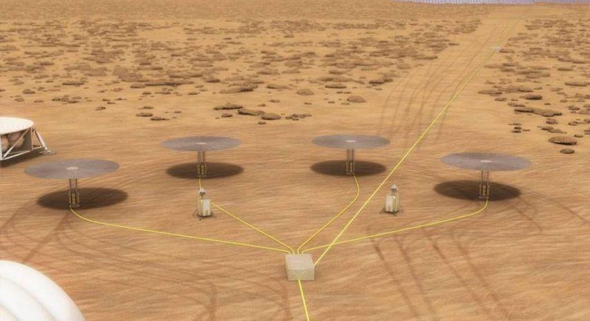 La NASA desarrolla un pequeño reactor nuclear para sus misiones espaciales