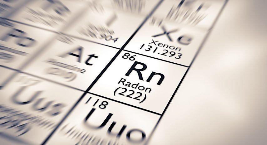 ¿Es el radón perjudicial para nuestra salud?
