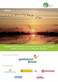 Informe de situación de las emisiones de CO<sub>2</sub> en el mundo 2016 = Report on world's CO<sub>2</sub> emissions situation