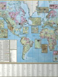 World Distribution of Uranium Deposits. Second Edition