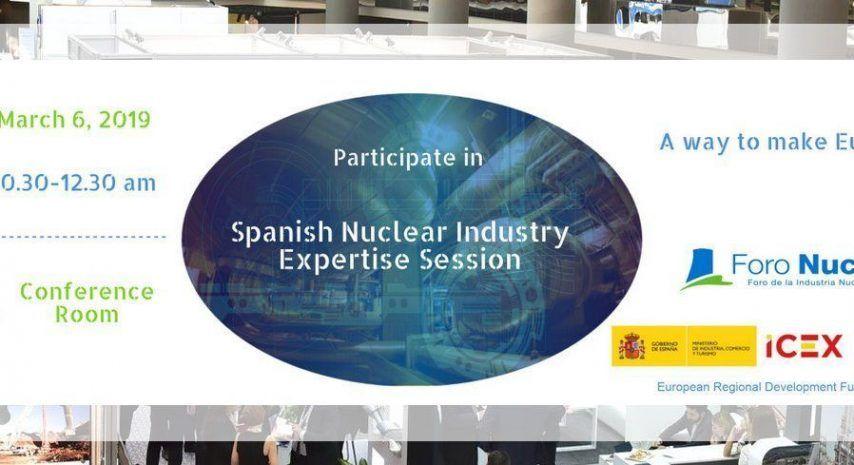 La industria nuclear española expone sus capacidades y potencial en Turquía