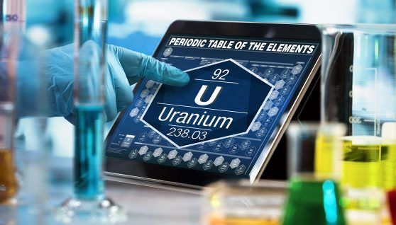 A new industrial use for depleted uranium