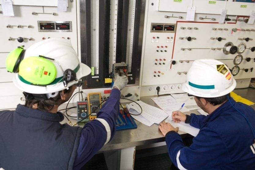 Almaraz II recarga combustible con 1100 trabajadores adicionales a la plantilla habitual