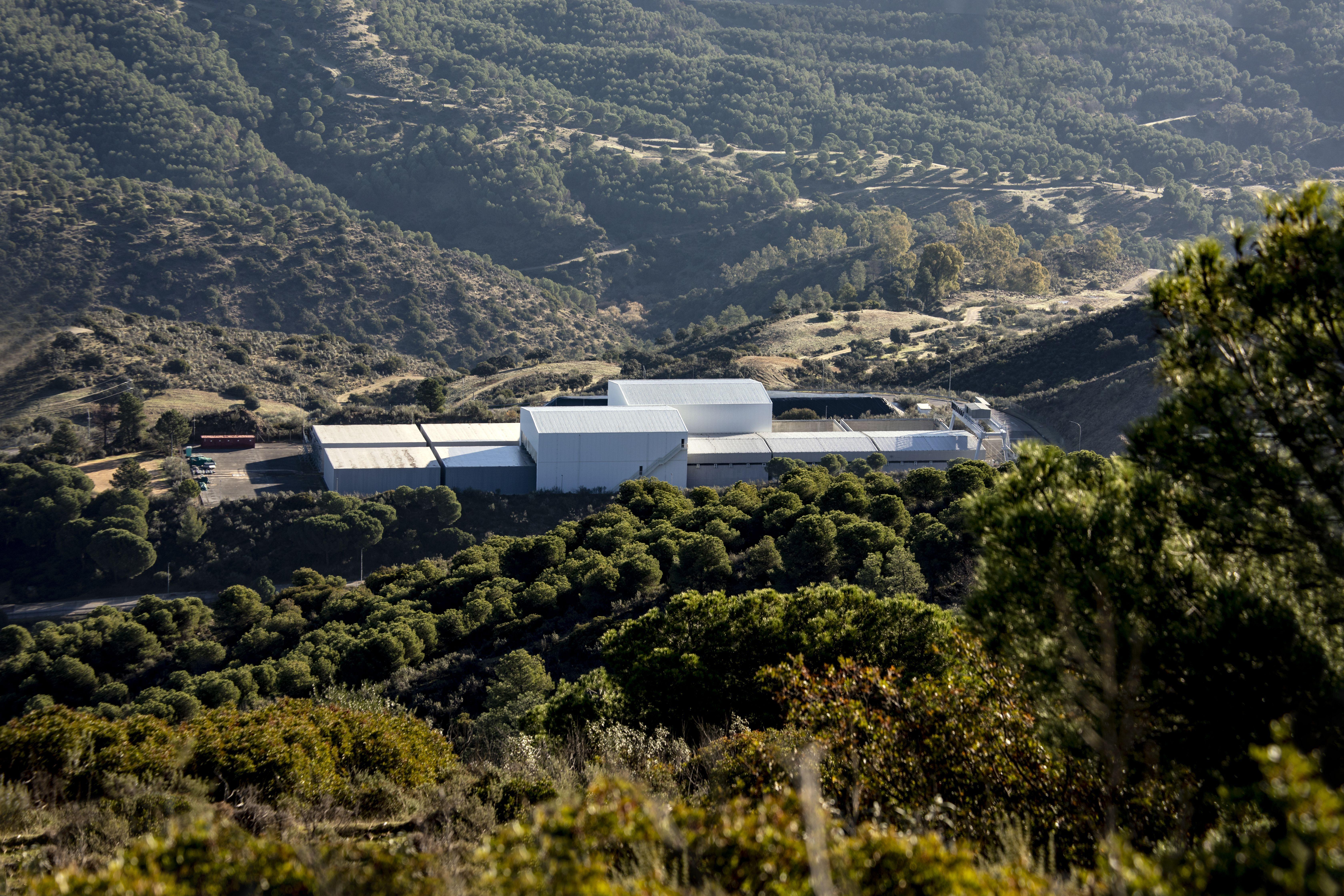 'El Cabril' Disposal Facility