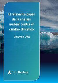 El relevante papel de la energía nuclear contra el cambio climático (diciembre 2019)
