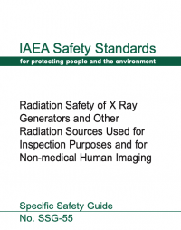 Radiation Safety of X Ray Generators and Other Radiation Sources Used for Inspection Purposes and for Non-medical Human Imaging