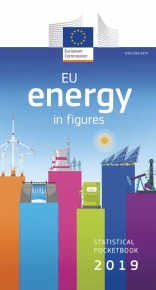 EU energy in figures. Statistical pockebook 2019