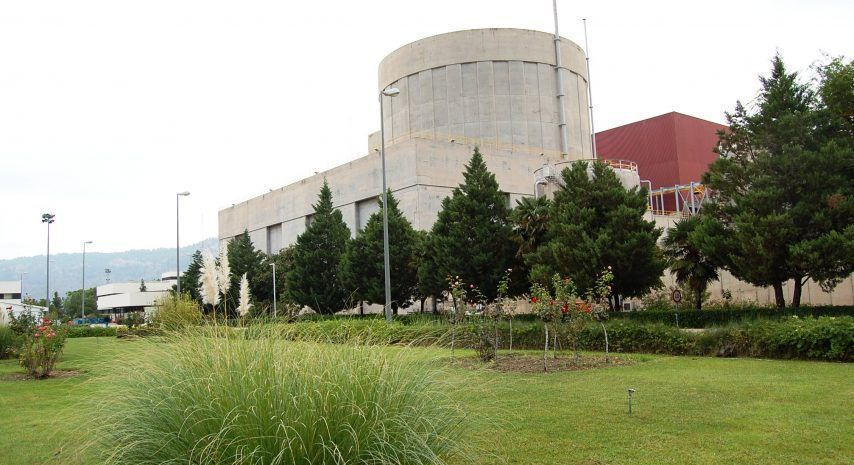 La central nuclear de Cofrentes aportó el 27% de la demanda eléctrica de la Comunidad Valenciana en 2017