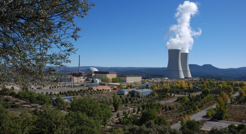 Excelentes resultados de la central nuclear de Trillo en 2017