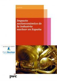 Socio-economic impact of nuclear industry in Spain