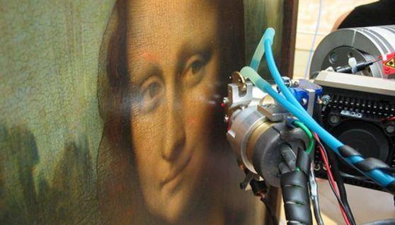 La tecnología nuclear aplicada a la conservación de obras de arte