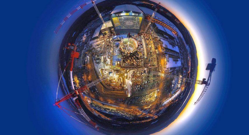 El proyecto de fusión nuclear ITER