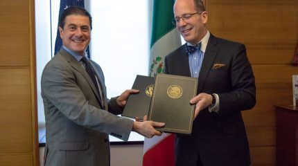 Estados Unidos y México han firmado un Acuerdo de Cooperación en Energía Nuclear