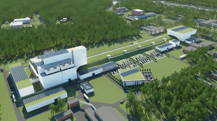 Construction of MYRRHA, a new large research infrastructure in Belgium