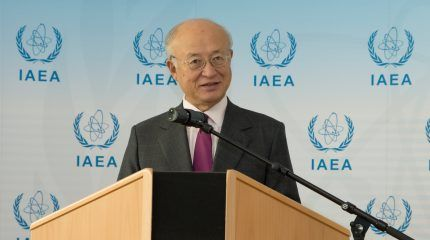 Nuclear power can help meet development goals, IAEA director general says