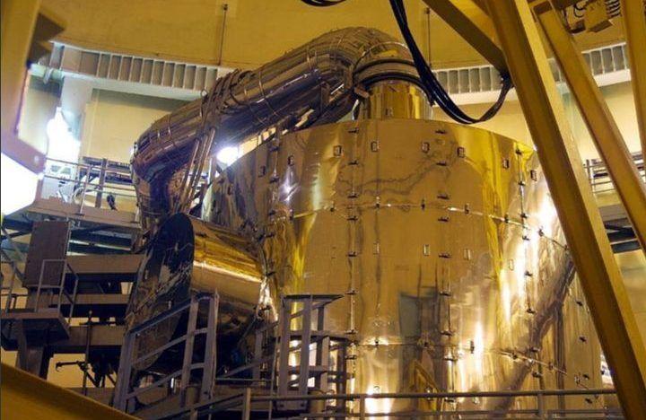 Central Nuclear Almaraz. Detalle equipo