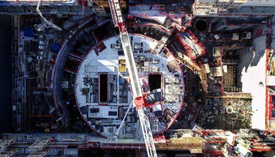 ¿Qué es el ITER?