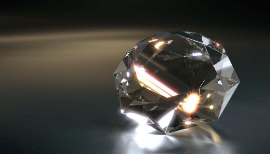 Nueva técnica para reciclar residuos nucleares con pilas de diamante sintético