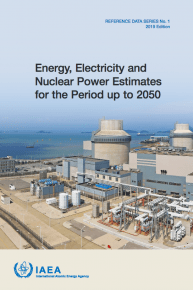Energy, Electricity and Nuclear Power Estimates for the Period up to 2050. 2019 Edition