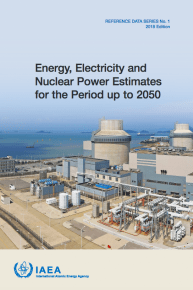 Energy, electricity and nuclear power estimates for the period up to 2050 (2018 Edition)