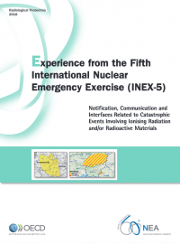 Experience from the Fifth International Nuclear Emergency Exercise (INEX-5)