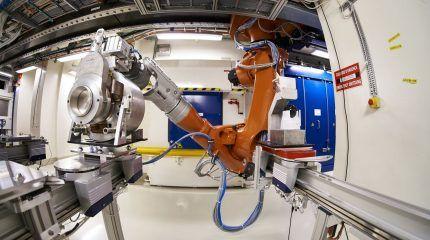 Una nueva instalación del CERN puede ayudar en la investigación sobre el cáncer