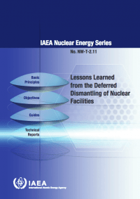 Lessons Learned from the Deferred Dismantling of Nuclear Facilities