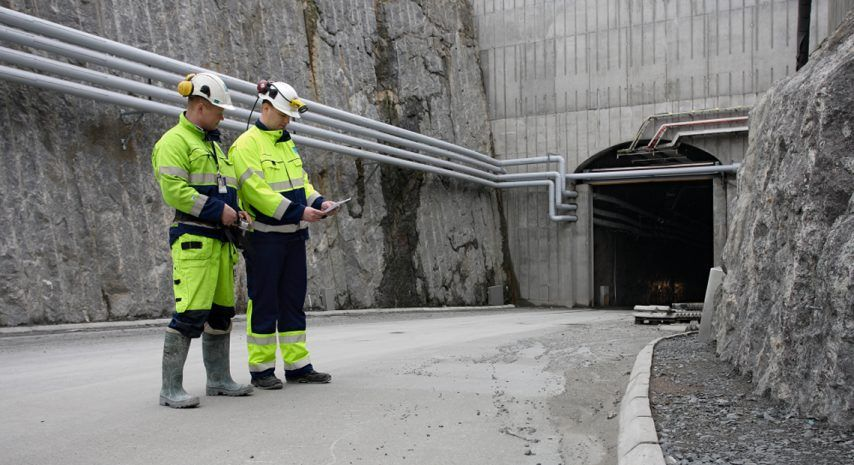 Final disposal of spent nuclear fuel in Finland