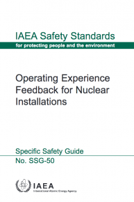 Operating Experience Feedback for Nuclear Installations