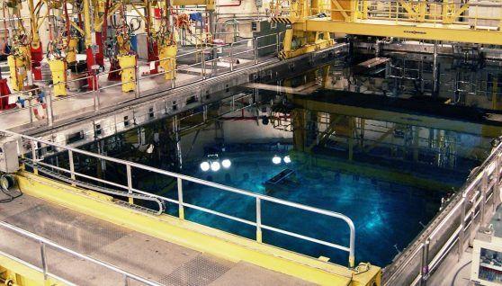 Paradas de recarga de las centrales nucleares