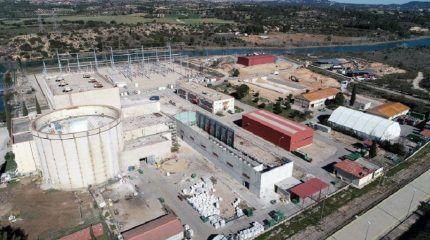 Avanzan los trabajos de desmantelamiento de la central nuclear José Cabrera
