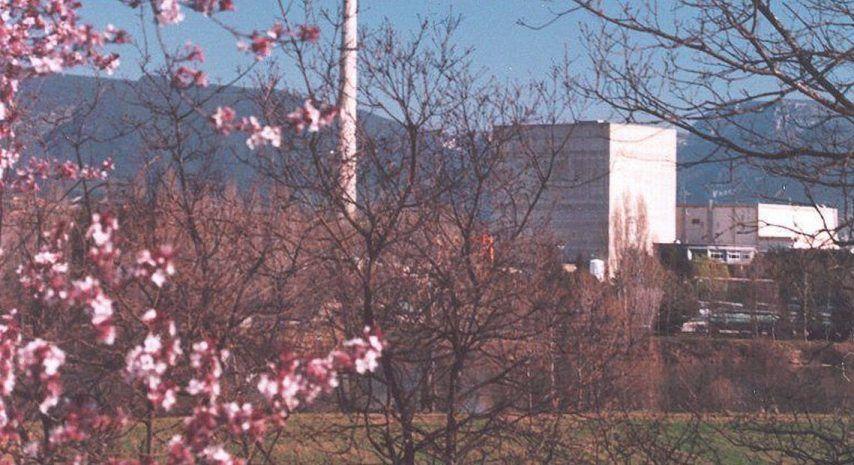 Santa Maria de Garoña nuclear power plant