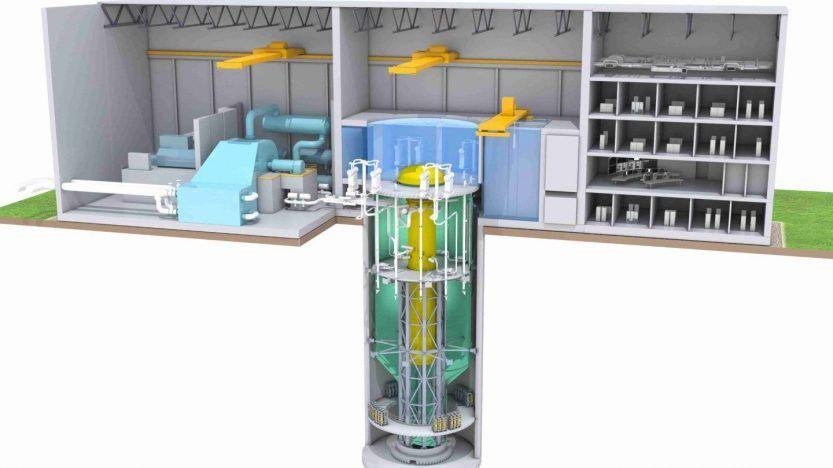 Características y ventajas de los reactores modulares pequeños (SMR)