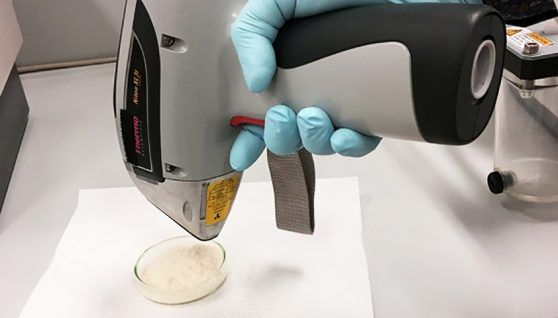 Nuclear techniques to detect adulterated food in developing countries