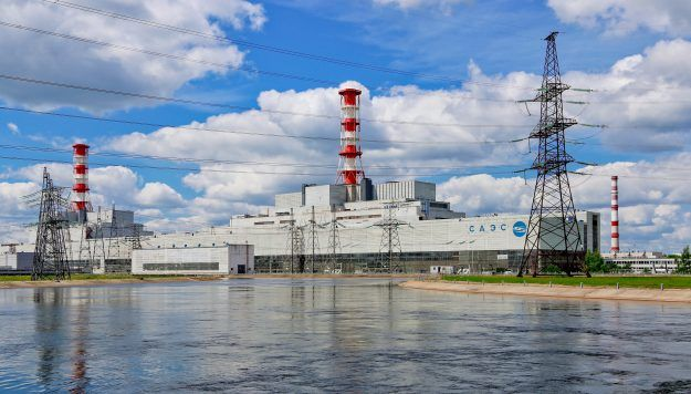 Leningrad2 Nuclear Power Plant (Russia)