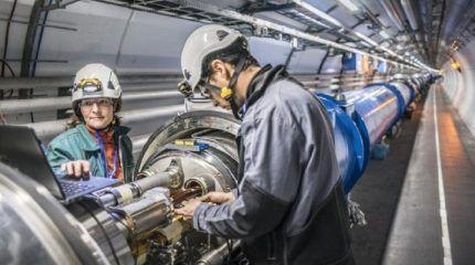 Científicos europeos descubren un nuevo tipo de partícula