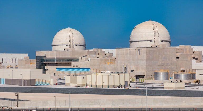 Central nuclear Barakah