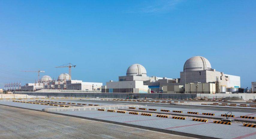 La primera central nuclear del mundo árabe, Barakah, cada día más cerca de su puesta en operación