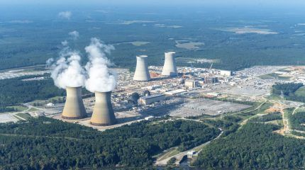Vogtle Nuclear Power Plant is preparing new units for commercial operation in 2021 and 2022