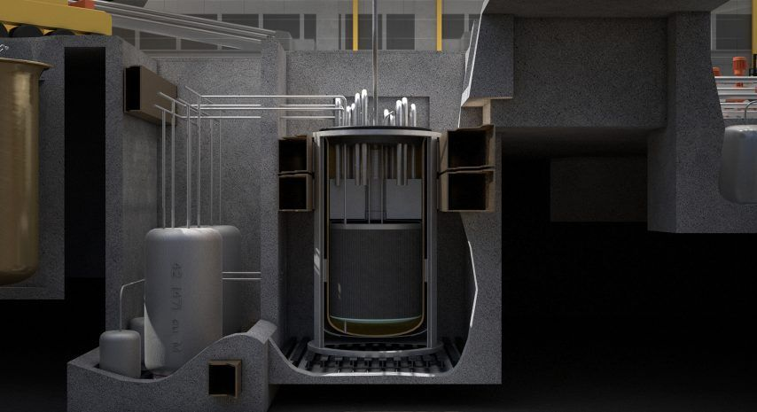 NuScale Power's small modular reactor is the first to receive design approval in the U.S.