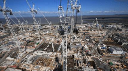 Hinkley Point C: 10.000 instrumentos medirán temperatura, presión y nivel de las condiciones operativas de los reactores en construcción