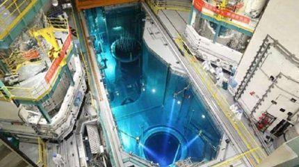 El primer reactor Hualong One, de diseño chino, avanza hacia su entrada en operación