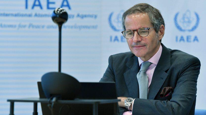 Director General Rafael Mariano Grossi