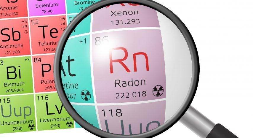 El gas radón, el gran desconocido
