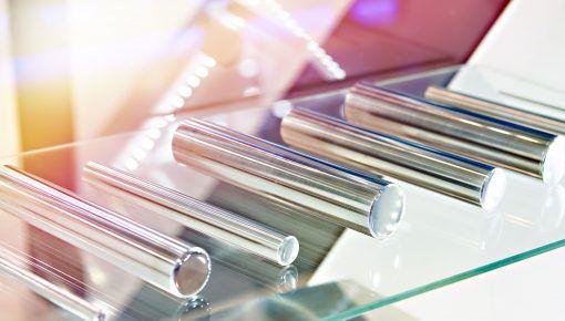 Un nuevo material para reactores nucleares de alta temperatura