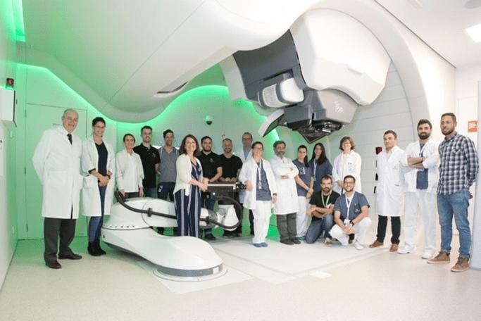 Equipo prontoterapia Quirónsalud