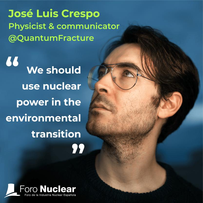 Jose Luis Crespo, Quantum Fracture