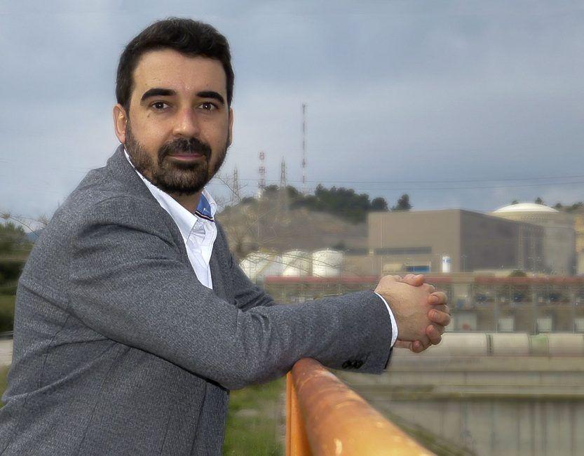 Daniel Gallego en Asco